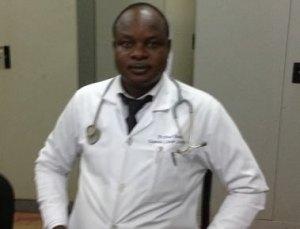 Dr. Fred Okuku